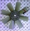 вискомуфта привода вентилятора с проводом с вентилят. d=680mm VOLVO FM12/FM13